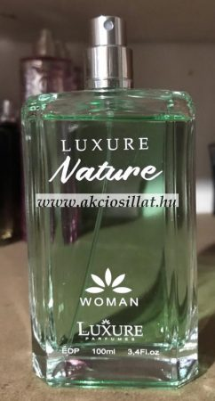 Luxure-Nature-Woman-TESTER-EDP-100ml-noi