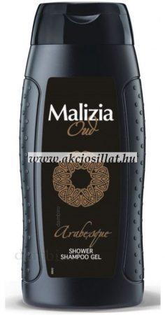 Malizia-Oud-Arabesque-tusfurdo-es-sampon-250ml