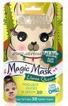 Eveline-Magic-Mask-Llama-Queen-tisztito-textil-arcmaszk