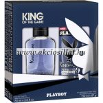 Playboy-King-Of-The-Game-Ajandekcsomag-60ml-EDT-150ml-Dezodor