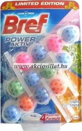 Bref-Power-Aktiv-Tropic-Freshness-WC-frissito-3x50g