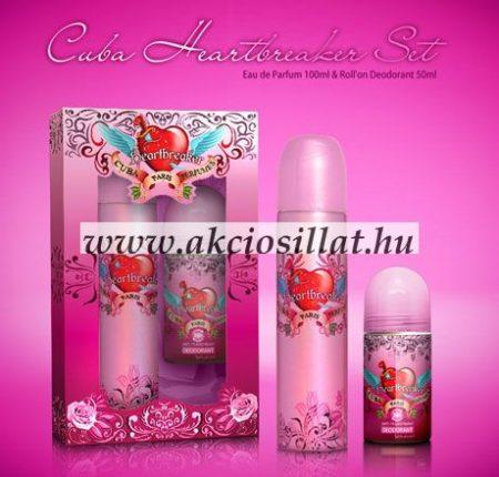 Cuba-Heartbreaker-parfum-szett-rendeles