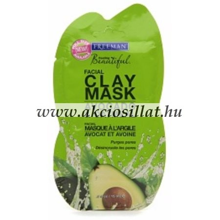 Freeman-avocado-and-oatmeal-arcmaszk-15ml