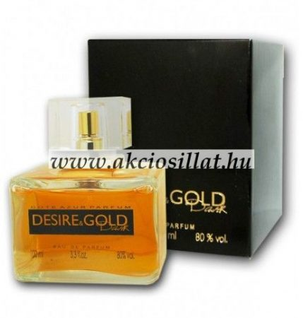 Cote-d-Azur-Desire-Gold-Dark-Gabbana-The-One-Desire-parfum-utanzat