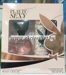 Playboy-Play-It-Sexy-ajandekcsomag-EDT-40ml-dezodor-150ml