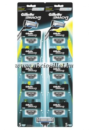 Gillette-Mach3-borotvabetet-1db