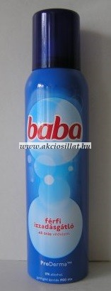 Baba-ferfi-48H-dezodor-150ml-Deo-spray