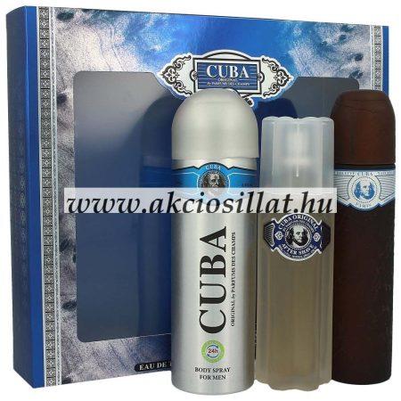 Cuba-Blue-ajandekcsomag-edt-aftershave-dezodor