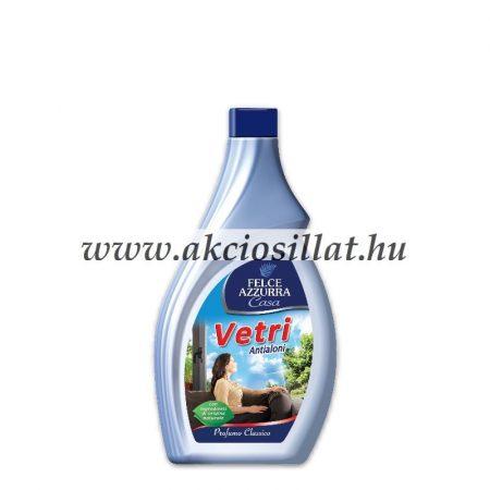 Felce-Azzurra-Vetri-Classico-ablaktisztito-utantolto-750ml