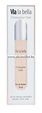 Christopher-Dark-Via-La-Bella-20ml-Lancome-La-Vie-Est-Belle-parfum-utanzat