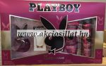 Playboy-Queen-Of-The-Game-ajandekcsomag-60ml-EDT-250ml-tusfurdo-dezodor-150ml