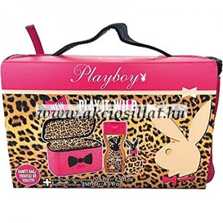 Playboy-Play-It-Wild-piperetaskas-ajandekcsomag