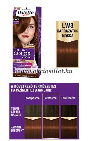 Schwarzkopf-Palette-Intensive-Color-Creme-LW3-Kaprazatos-Mokka-kremhajfestek