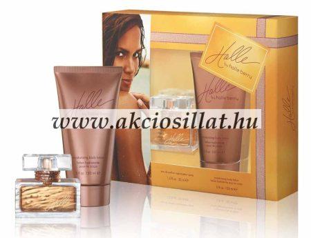 Halle-Berry-Halle-parfum-szett-EDP-15ml-Tusfurdo-75ml