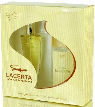 Chat-Dor-Lacerta-Woman-ajandekcsomag-50-75ml