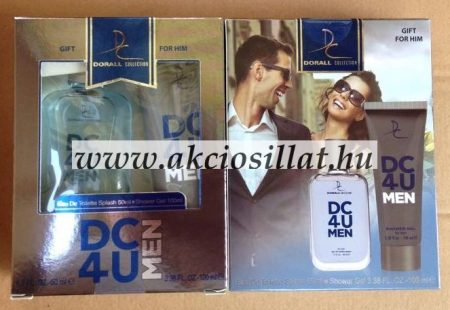Dorall-Collection-DC4U-Men-ajandekcsomag