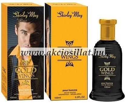 Shirley-May-Gold-Wings-Paco-Rabanne-1-Million-parfum-utanzat
