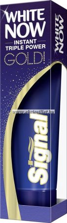 Signal-White-Now-Instant-Triple-Power-Gold-fogkrem-50ml
