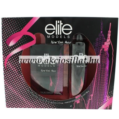Elite-Models-New-York-Muse-edt-dezodor-ajandek-szett-rendeles