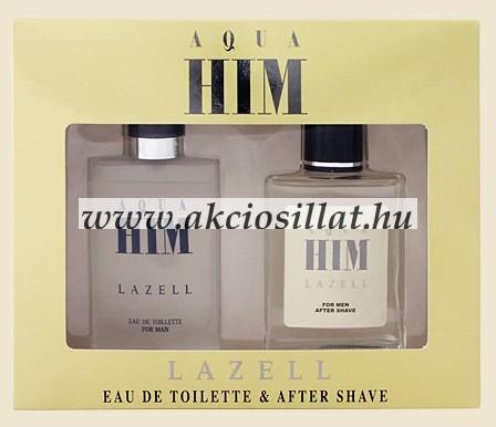 Lazell-Aqua-Him-EDT-100ml-After-Shave-ajandek-szett