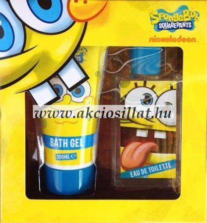 Nickelodeon-SpongeBob-ajandekcsomag