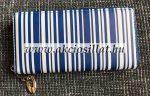 Noi-penztarca-kek-csikos-19x10x2cm