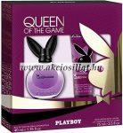 Playboy-Queen-Of-The-Game-Ajandekcsomag-EDT-40ml-Testapolo-75ml