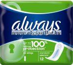 Always-Ultra-Protection-Standard-Egeszsegugyi-Betet-12db