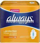 Always-Ultra-Protection-Mini-Egszsegugyi-Betet-14-db