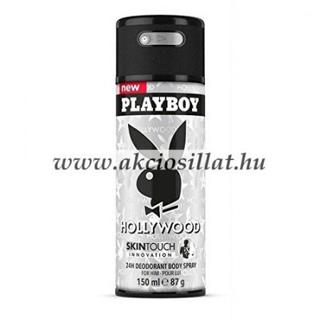 Playboy-Hollywood-Skintouch-dezodor-150ml-deo-spray