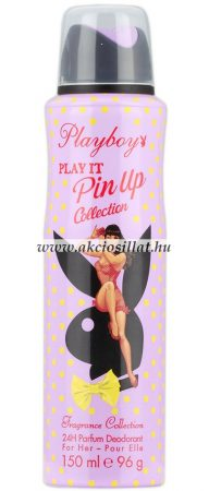 Playboy-Play-it-Pin-Up-2-dezodor-150ml-Deo-spray