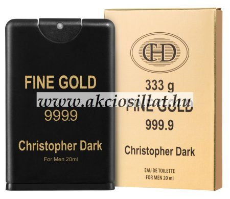 Christopher-Dark-Fine-Gold-Men-20ml-Paco-Rabanne-1-Million-parfum-utanzat
