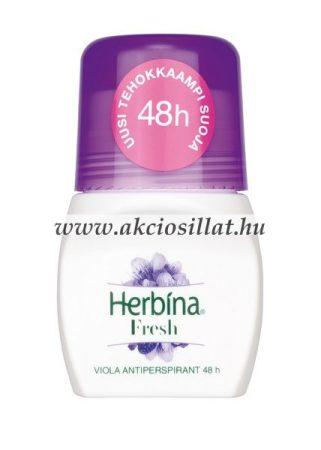 Herbina-Fresh-Viola-golyos-dezodor-50ml