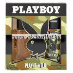 Playboy-Play-It-Wild-For-Him-Ajandekcsomag-100ml-EDT-150ml-Dezodor