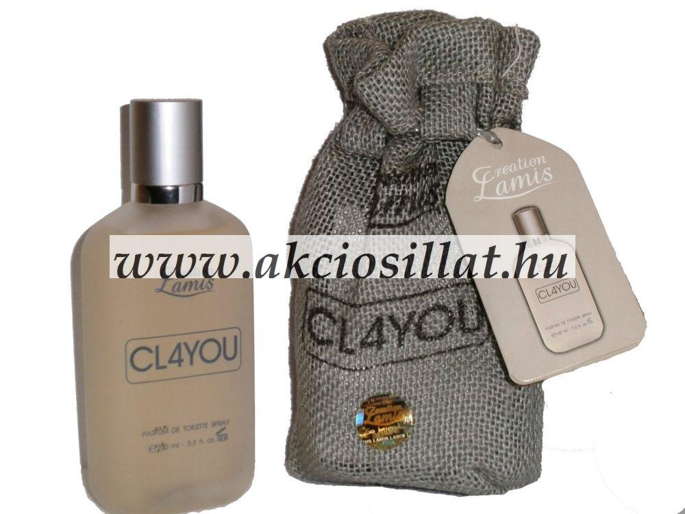 08b4363e99 Creation Lamis CL4YOU EDT 100ml / Calvin Klein CK One parfüm utánzat