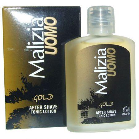 Malizia-Uomo-Gold-After-Shave-rendeles-100ml