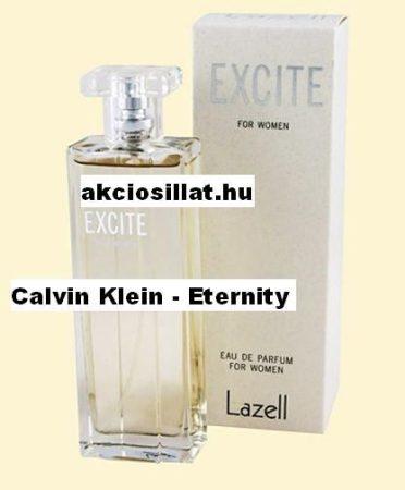Lazell-Excite-Calvin-Klein-Eternity-parfum-utanzat