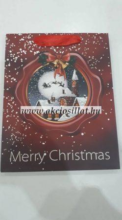 Ajandektaska-Merry-Christmas-Teli-Kep