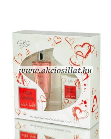 Chat-Dor-Noemi-Caramell-With-Love-ajandekcsomag-50-75ml