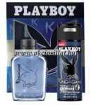 Playboy-King-Of-The-Game-Ajandekcsomag-100ml-EDT-150ml-Dezodor