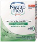 Neutromed ph 3.5 Freshness intim mosakodó gél 200ml