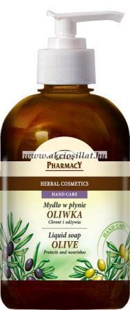 Green-Pharmacy-folyekony-szappan-oliva-kivonattal-465ml