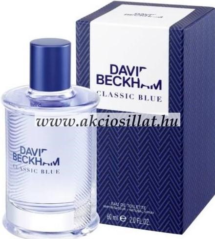 David Beckham Classic Blue parfüm EDT 60ml