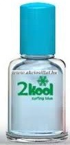 2Kool - Surfing Blue EDT 50 ml / Davidoff Cool Water