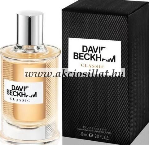 David Beckham Classic parfüm EDT 60ml