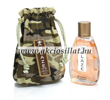 Creation Lamis Ablaze for men EDP 100ml / Diesel Fuel for Life Homme parfüm utánzat
