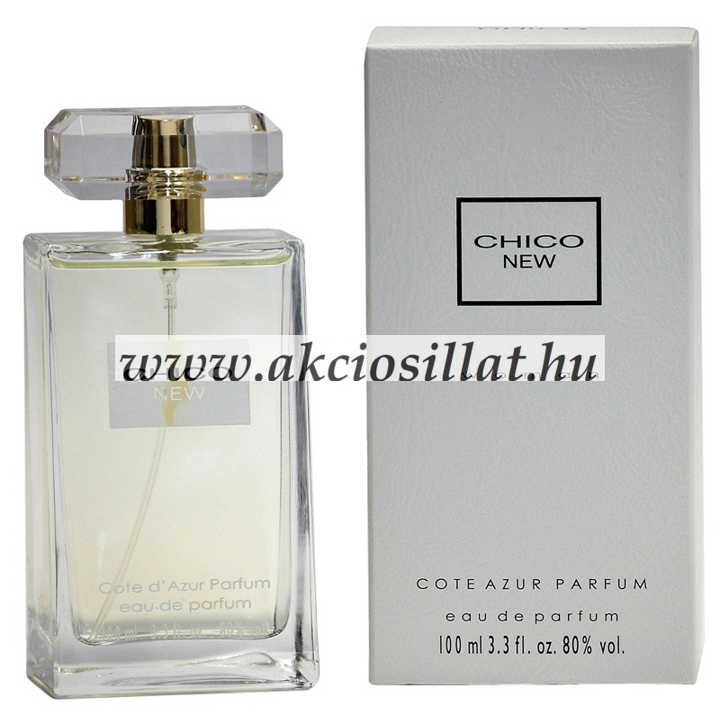 Cote Azur Chico New EDP 100ml / Chanel No 5 LEau parfüm utánzat