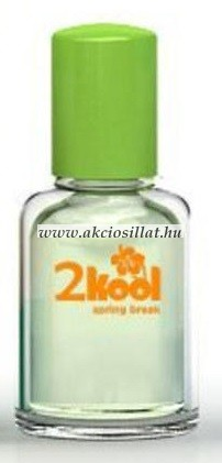 2Kool - Spring Break EDT 50 ml / Escada Triopical Punch parfüm utánzat