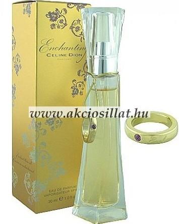 Celine Dion Enchanting EDP 30ml + ajándék Swarovski gyűrű