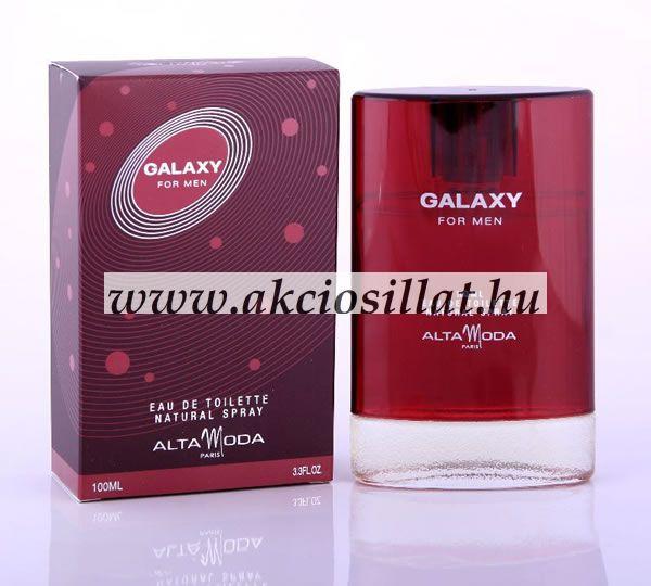 Alta Moda Galaxy Men EDT 100ml / Givenchy Pour Homme parfüm utánzat